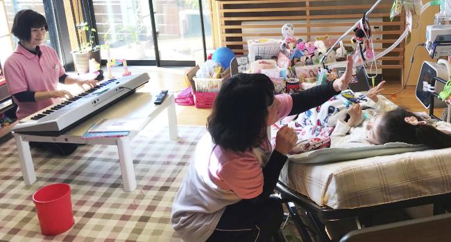 居宅訪問型児童発達支援事業ミニョンヌアリス イメージ